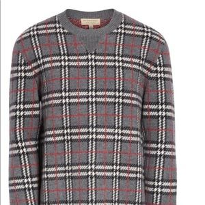 Authentic Burberry cashmere sweater